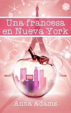 Una francesa en Nueva York-Cover